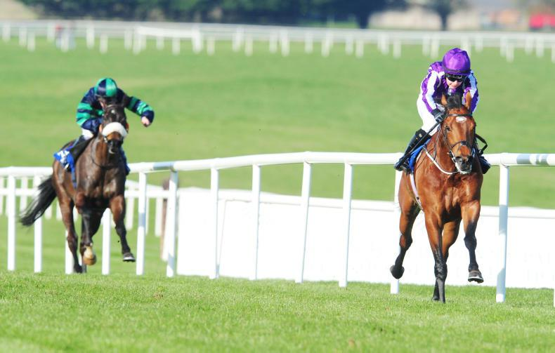 SIMON ROWLANDS: Just the Order at Naas