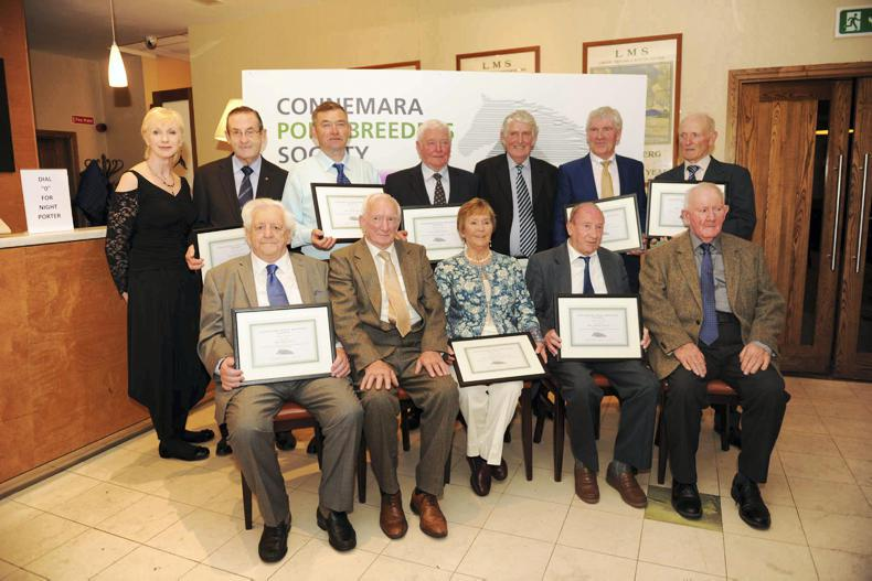 PONY TALES:  CPBS Hall of Fame honours bestowed