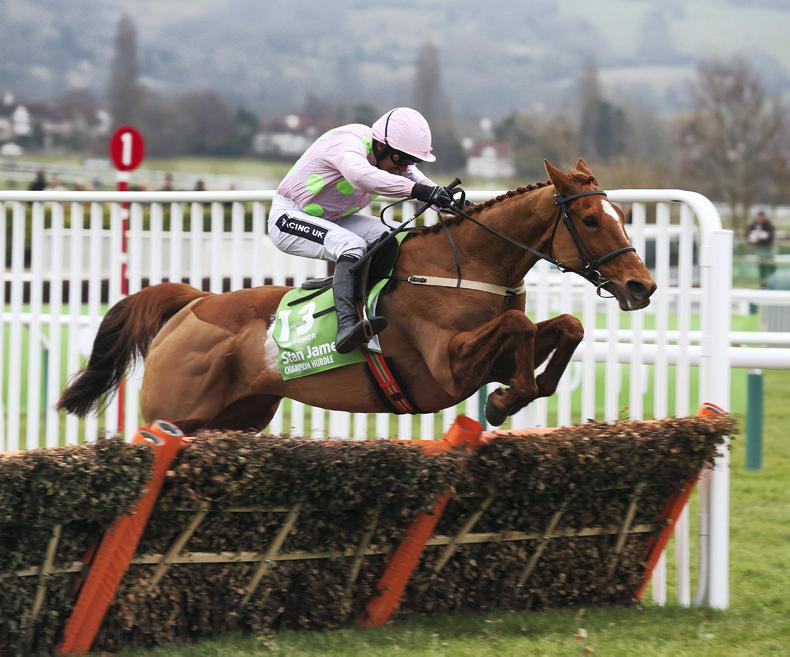 Mullins confirms star studded squad for Punchestown