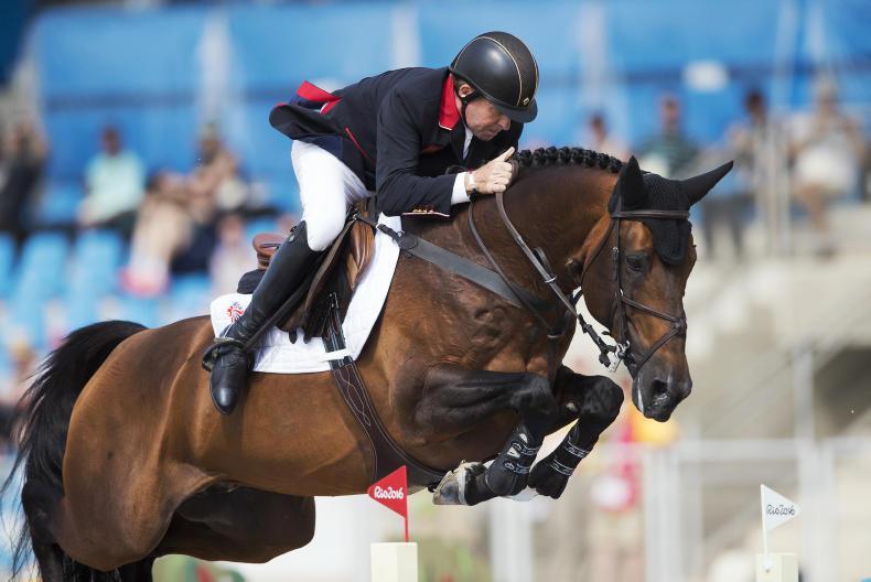 Nick Skelton and Big Star retire
