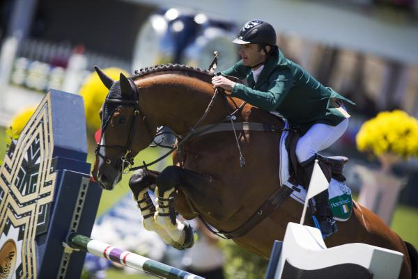 Irish joint third as French shine at La Baule