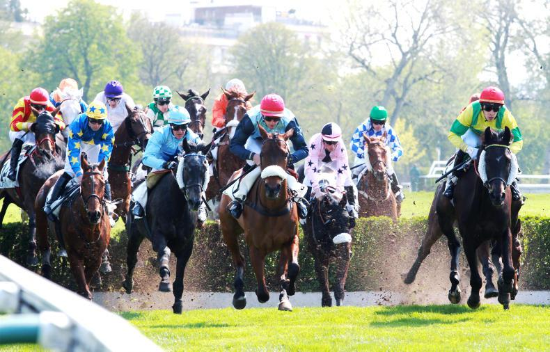 FRANCE: Cherel saddles first three in Leon Rambaud