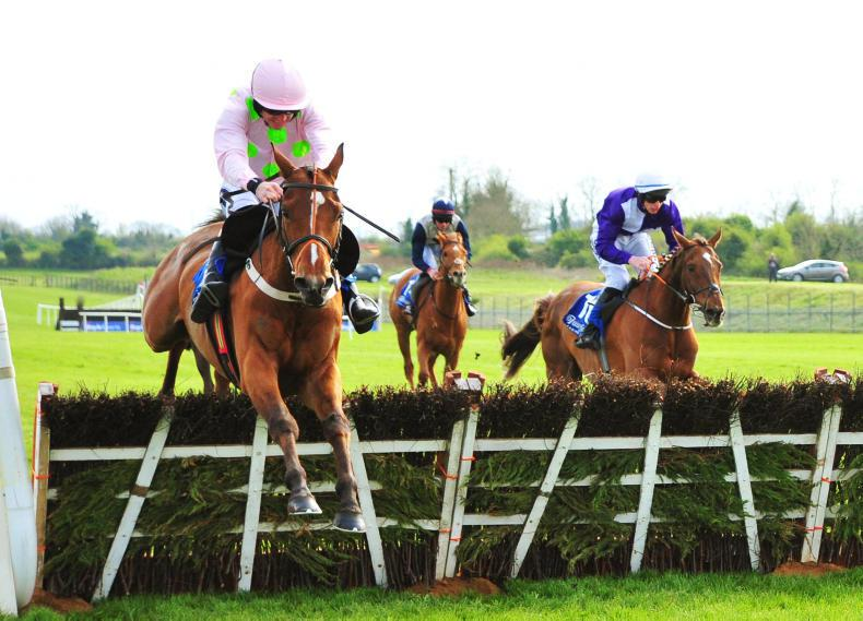 FAIRYHOUSE TUESDAY: Hobson delivers for Mullins