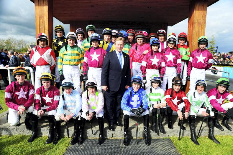IRISH GRAND NATIONAL: Fairyhouse memories