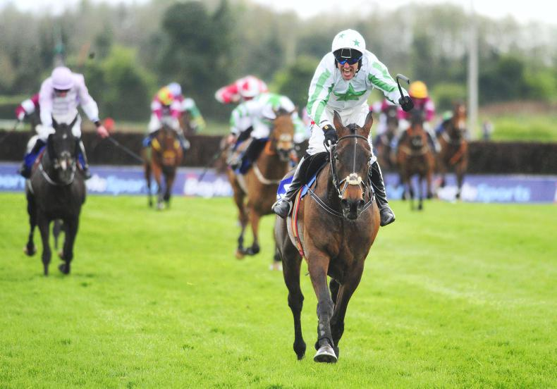 SIMON ROWLANDS: Duke is yet another top novice
