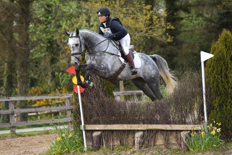 STEPPING STONES LEAGUE: Kuehnles rule the pony division
