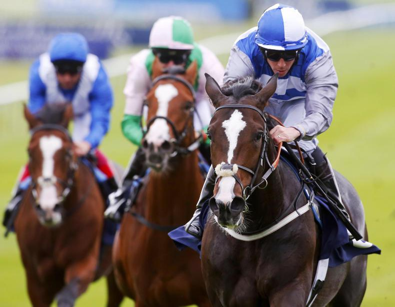 Eminent stakes Classic claim as War waves white flag