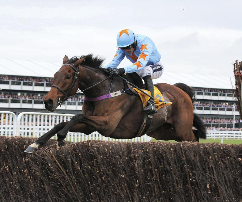 Un De Sceaux the headline act on day one of Punchestown