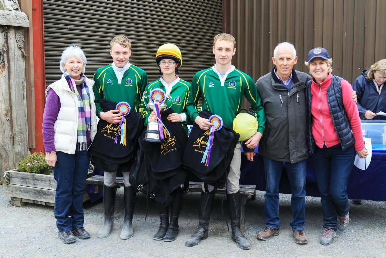 PONY CLUB: Killinicks regain the top spot