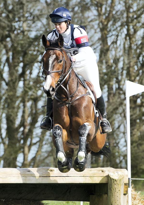 British girl power wins out at Ballindenisk