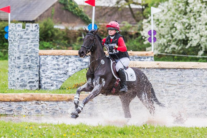 BALLINDENISK: Banahan records first international win