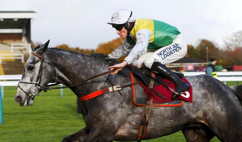 SIMON ROWLANDS: Vicente tops the bill at Ayr