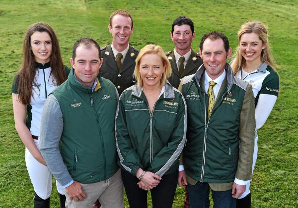 World Equestrian Games and Olympic qualification key targets