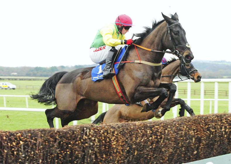 Granite shows grit to bounce back at Punchestown