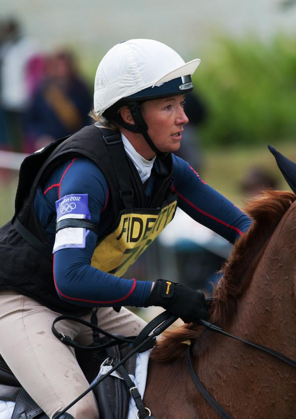 Irish event riders make strong early impact