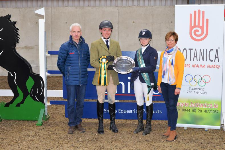 EVENTING: Shannondale Icarus proves unbeatable