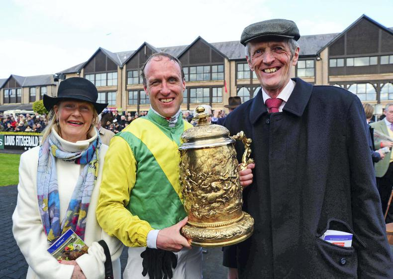 Punchestown Wednesday: More Power to you, Dick