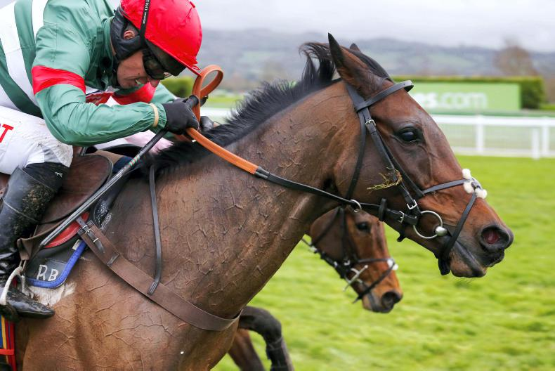 Unowhatimeanharry holds Nichols Canyon in epic Stayers Hurdle