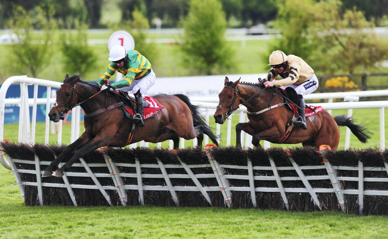 PUNCHESTOWN THURSDAY: Harry turns tables on Nichols Canyon