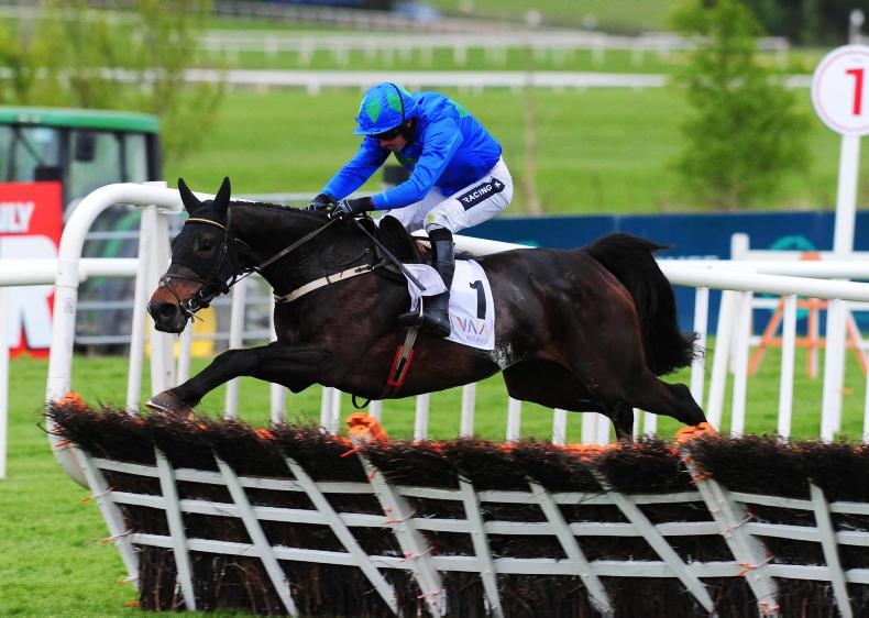 PUNCHESTOWN THURSDAY: Nobody can touch Jessica in golden run