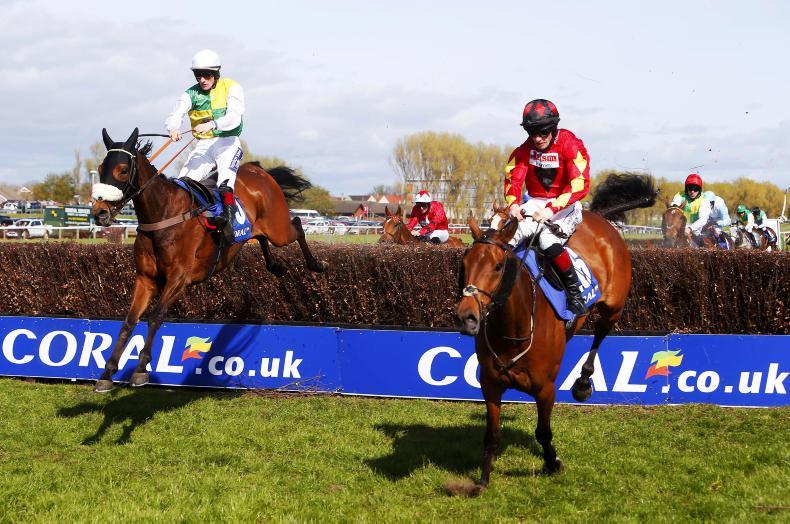 BRITAIN: Twiston-Davies on top at Ayr