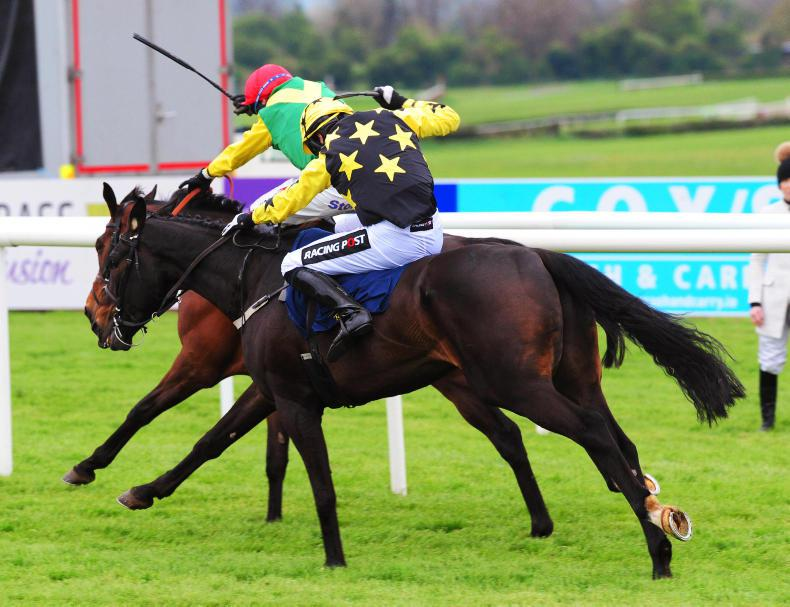 VIDEO: PUNCHESTOWN FRIDAY: Bacardys battles to more Grade 1 glory