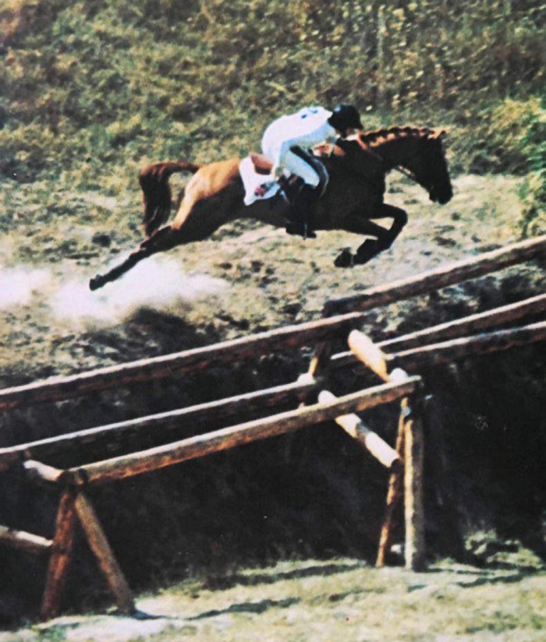 EVENTING SAFETY SERIES:  Safety and Forwards!