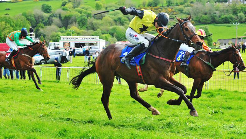 CURRAHEEN SUNDAY: Fortune kicks off treble for Barry