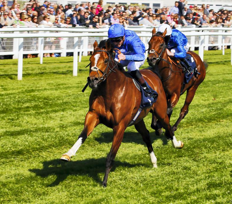 RORY DELARGY: Exciting 2000 Guineas kicks off the flat season