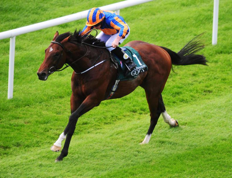 Churchill delivers record eighth 2000 Guineas success for Aidan O'Brien