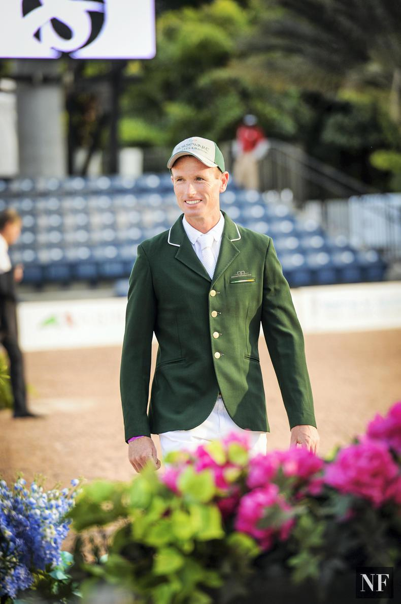 INTERNATIONAL: Moloney placed in two-star Grand Prix