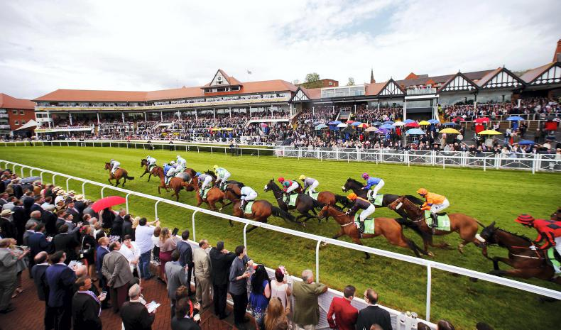 Montaly collars Yorkidding in Chester Cup thriller