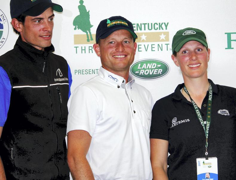 ROLEX KENTUCKY: Michael Jung reigns in Kentucky