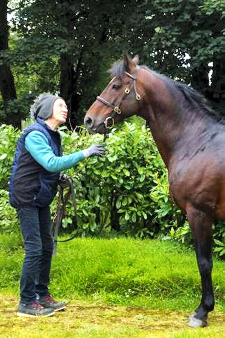 APPRECIATION:  Isabella Rayner: a true horsewoman