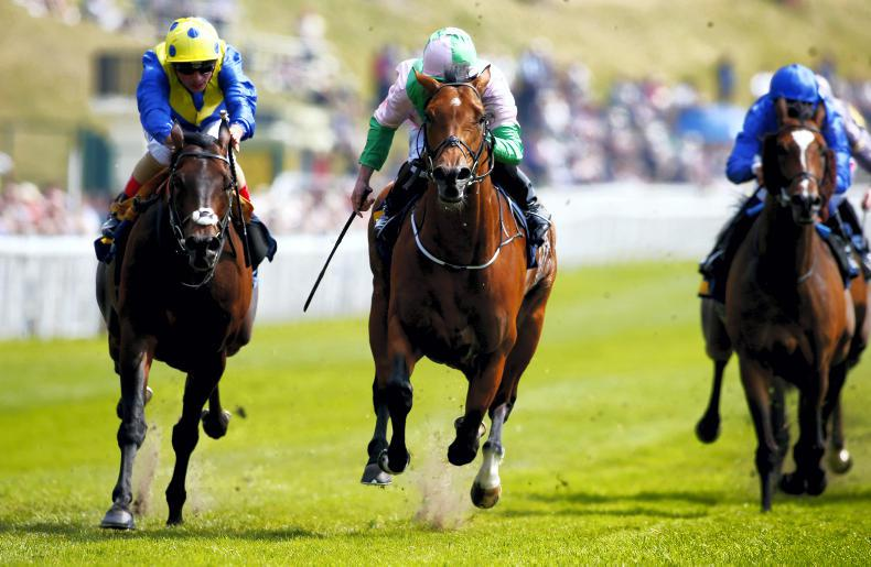 DONN McCLEAN: Chester winners to the fore