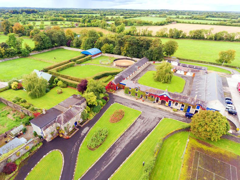 Ballymacoll Stud to be auctioned on June 27th