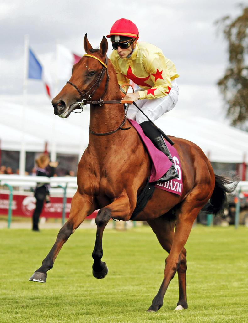 FRENCH PREVIEW: Head leads French Guineas Defense