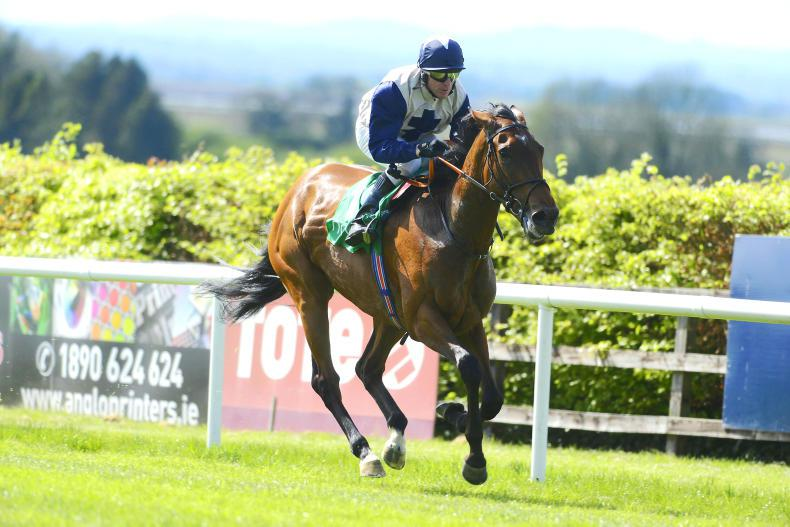 CURRAGH SATURDAY: Laganore tough to beat