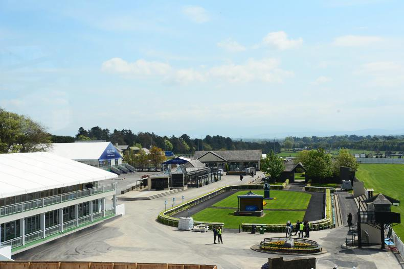 Curragh calls for support during redevelopment