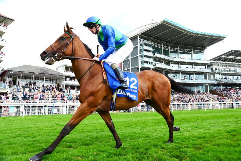 Turret Rocks back to her best to take Blue Wind spoils