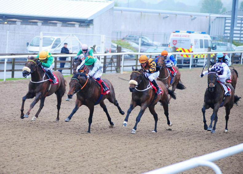DUNDALK FRIDAY: Ryker Storms home