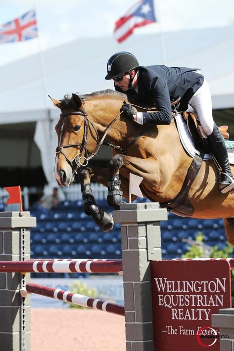 INTERNATIONAL: Bourns fourth in Kentucky Grand Prix