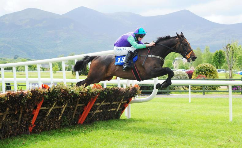 KILLARNEY SUNDAY: Mullins gets a rub of the Green