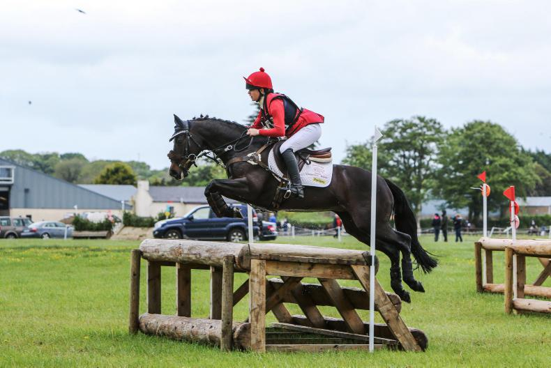 EVENTING: Stanley does the Business
