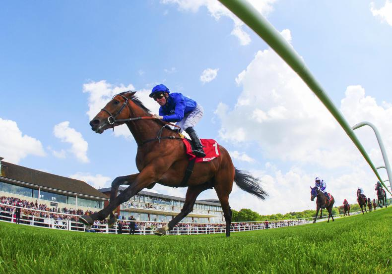 BRITAIN: Godolphin have a Solution for Epsom