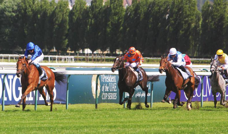 FRANCE: Impressive Sobetsu heading back to France for Diane