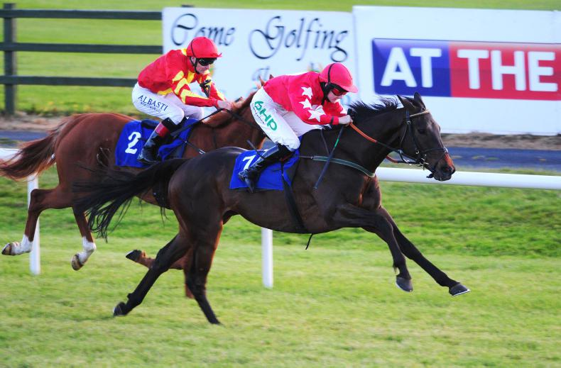 KILLARNEY TUESDAY: McCreery and Lee continue red hot run with Bumbasina