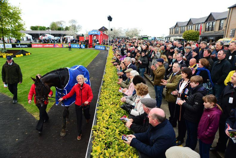 Letters to the Editor: Punchestown, lady riders and a forgotten flat jockey
