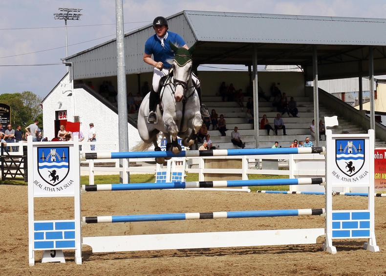 AROUND THE COUNTRY:  Top show jumping comes to Ballinasloe