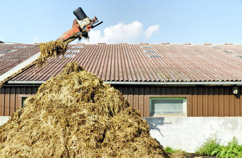 HORSE SENSE SPRING CLEAN: Don't make a mountain out of the manure heap